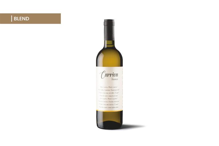 currivu bianco - blend - vini cantina marilina