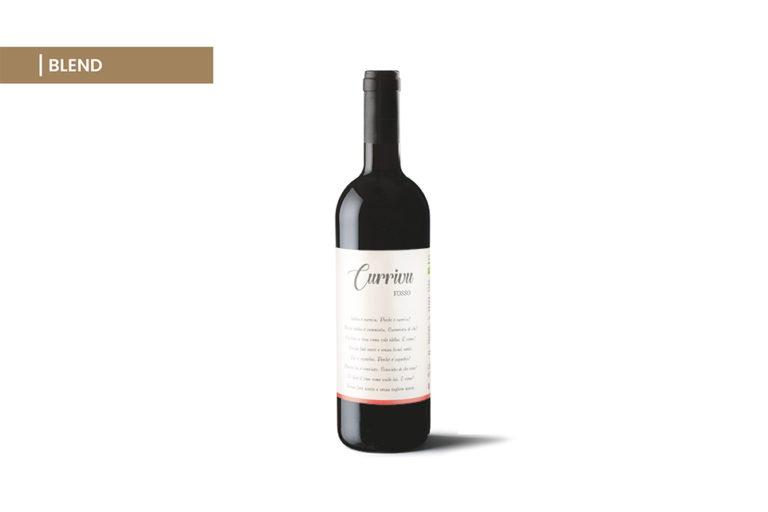 currivu rosso - blend - vini cantina marilina