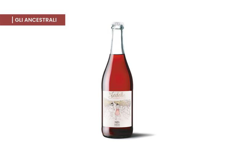 fedelie rosato - gli ancestrali - vini cantina marilina