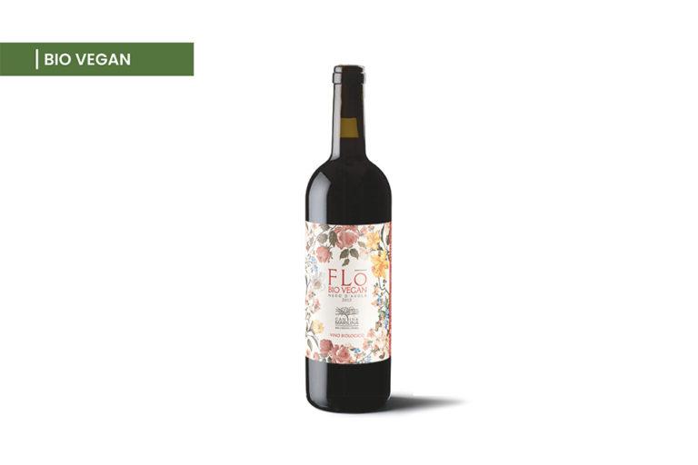 Flo Nero d'Avola - Bio Vegan - vini Cantina Marilina